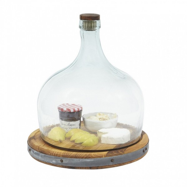 Balon Cloche Clear Tin