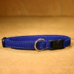 Cat Collar Blue